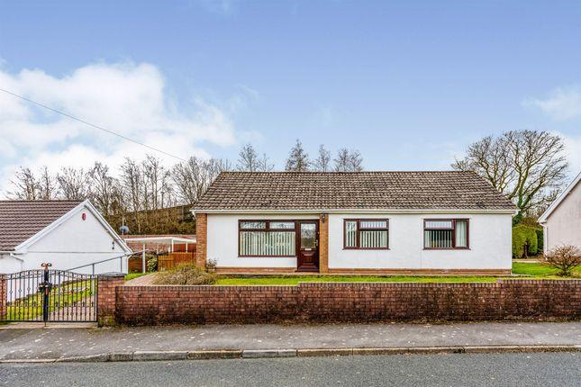 Detached bungalow for sale in Lindsay Gardens, Tredegar