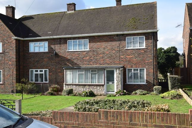 Thumbnail Semi-detached house for sale in Hayward Close, Crayford, Dartford