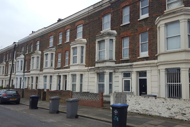Thumbnail Maisonette to rent in Claremont Road, London