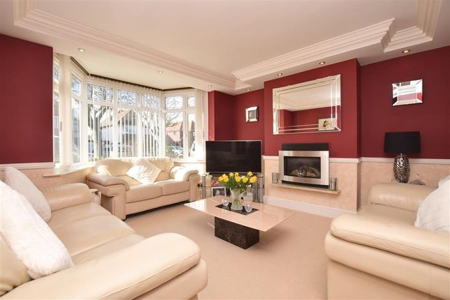Thumbnail Semi-detached house for sale in Fitzmary Avenue, Margate, Kent