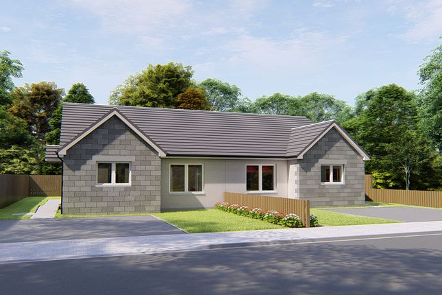 2 bed bungalow for sale in Portstown Road, Inverurie AB51