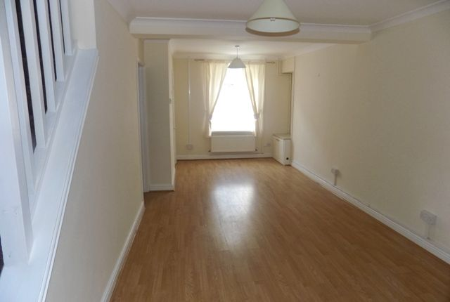 Thumbnail Terraced house to rent in Woodland Terrace, Cwmtillery, Abertillery