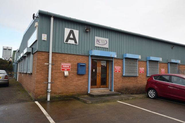 Thumbnail Commercial property to let in Wallyford Industrial Estate, Wallyford, East Lothian