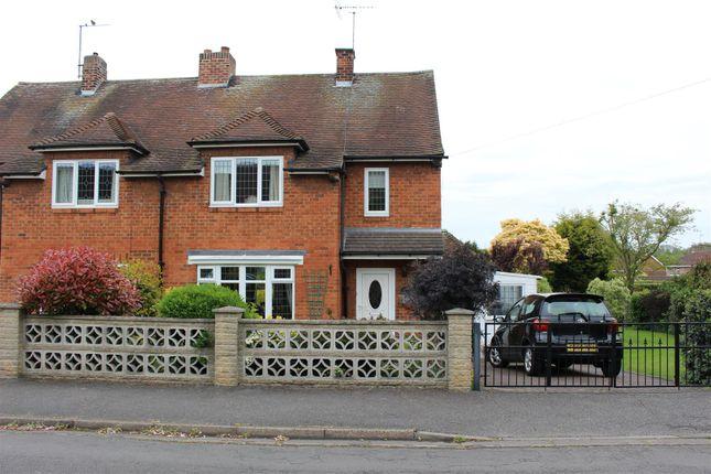 Thumbnail Semi-detached house for sale in Edwald Road, Edwalton, Nottingham