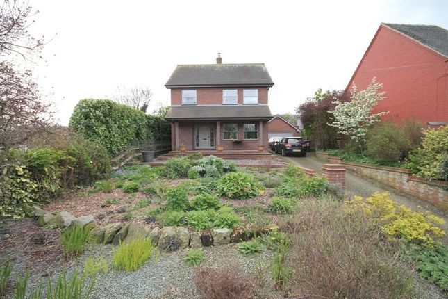Thumbnail Detached house for sale in Longford, Market Drayton