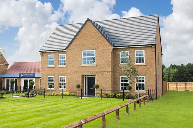 "Thumbnail Detached house for sale in ""Glidewell"" at Welland Close, Burton-On-Trent"