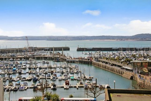 3 bed flat for sale in Sovereign House The Terrace, Torquay