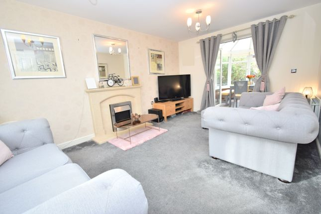 Thumbnail Detached house for sale in Pickhill Road, Hamilton, Leicester