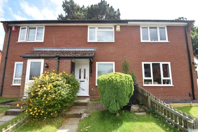 Thumbnail Terraced house for sale in Kennet Close, West End, Southampton