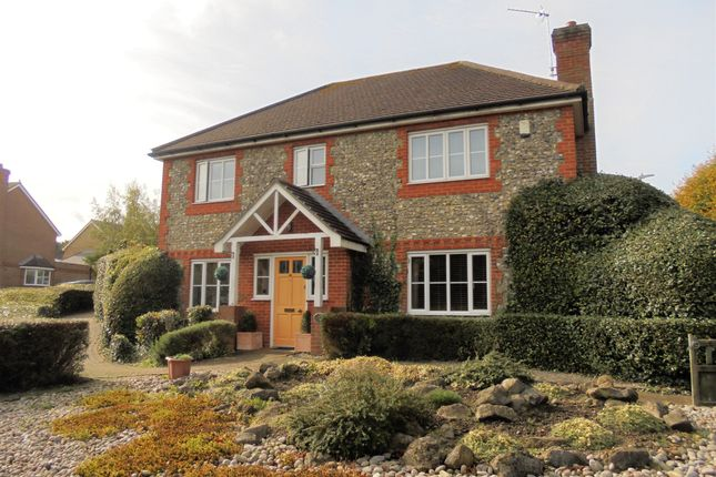 Thumbnail Detached house to rent in Millstream Green, Ashford, Kent