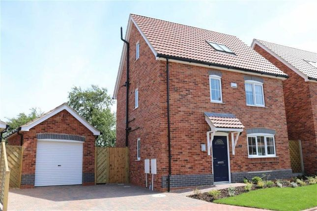 Thumbnail Property for sale in Plot 207, The Haywood, Barton-Upon-Humber, North Lincolnshire