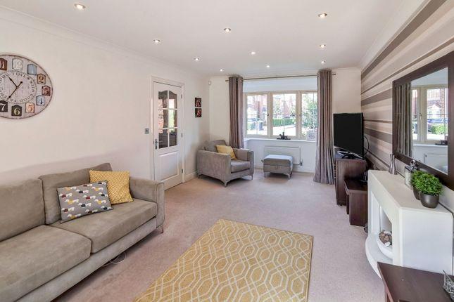 Lounge of Abbottsford Way, Lincoln LN6