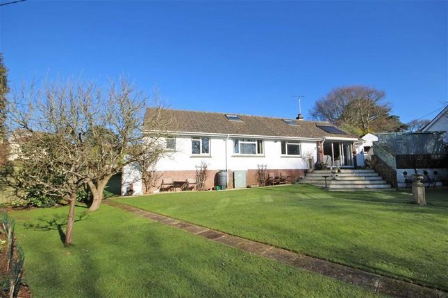 Thumbnail Detached bungalow for sale in Orchard Close, Galmpton, Galmpton, Brixham