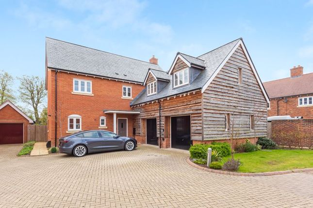 4 bed detached house for sale in Dandridge Close, East Hanney, Wantage OX12