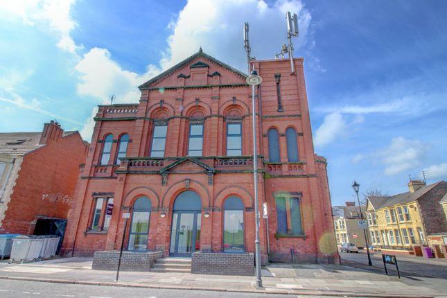 Thumbnail Studio to rent in Jubilee Drive, Liverpool, Merseyside