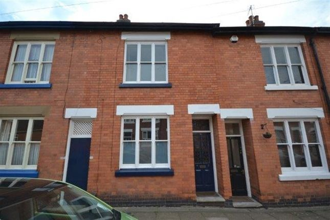Thumbnail Terraced house to rent in Lytham Road, Clarendon Park, Leicester