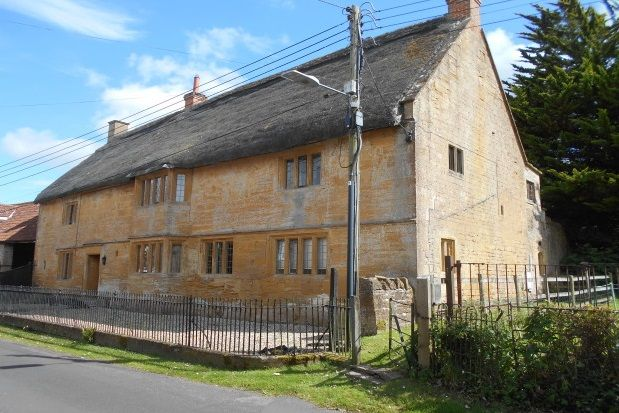 Thumbnail Cottage to rent in Middle Street, Bower Hinton, Martock