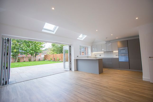Thumbnail Detached house for sale in Burnt House Lane, Ingatestone