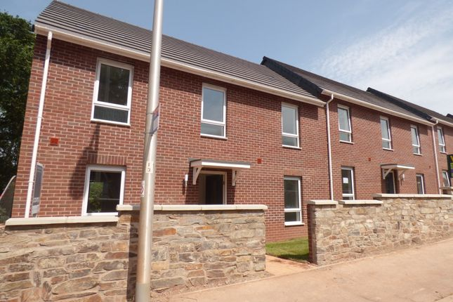 Thumbnail End terrace house to rent in Tithe Barn, Exeter