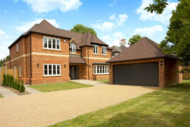 Thumbnail Detached house for sale in Cinnamon Tree Site, Maidens Green, Winkfield, Windsor