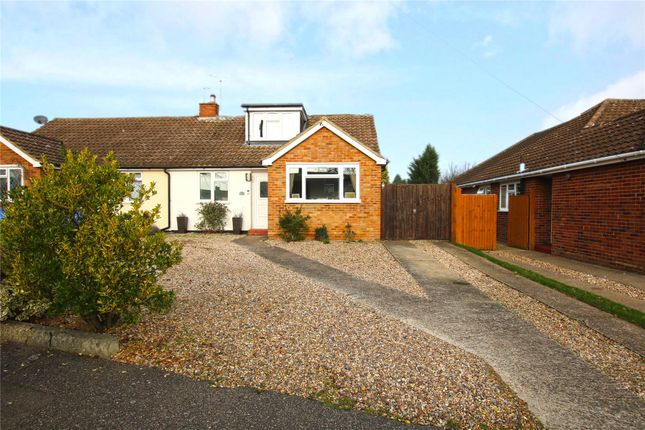 Thumbnail Semi-detached bungalow for sale in Pyrford, Surrey