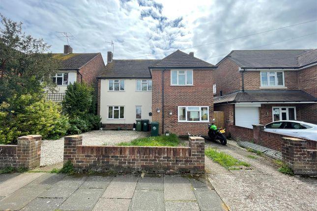 Thumbnail Detached house for sale in St. Nicholas Drive, Shepperton