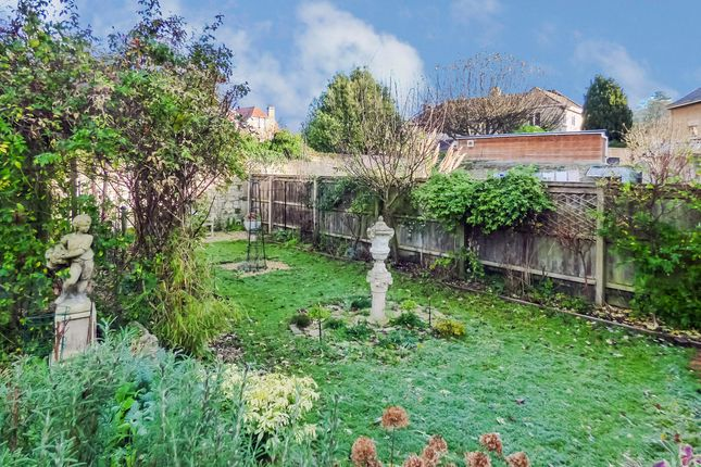 Rear Garden of Beckford Road, Bathwick, Bath BA2