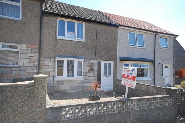Thumbnail Terraced house for sale in Shaw Place, Saltcoats