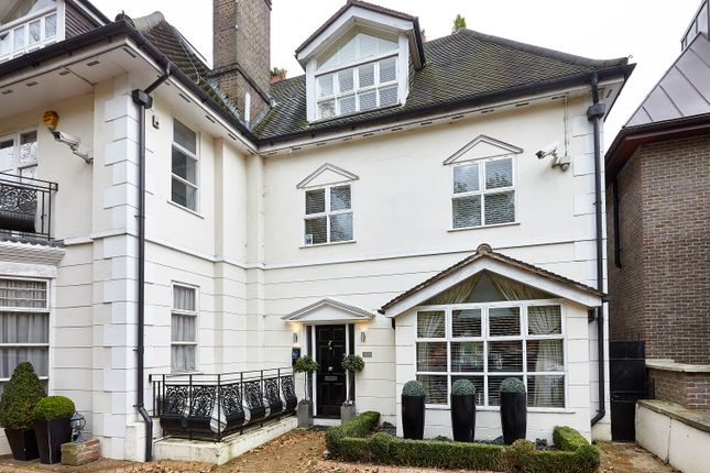 Thumbnail Mews house for sale in West Heath Road, London