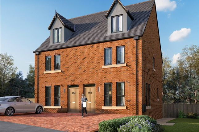 Thumbnail Semi-detached house for sale in Station Road, Delamere, Northwich