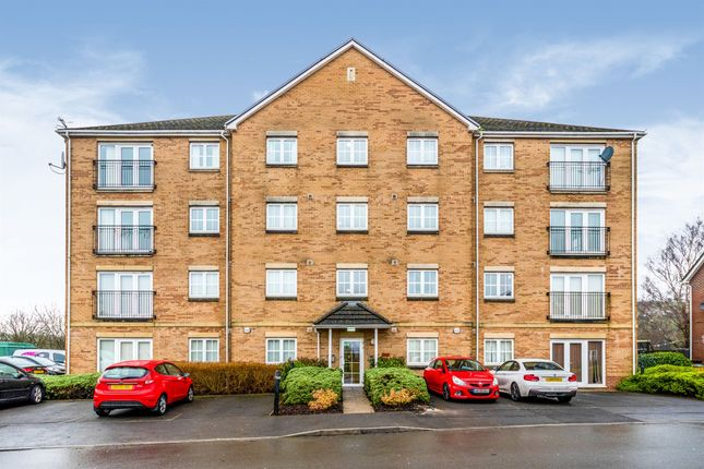 Thumbnail Flat for sale in Sword Hill, Caerphilly