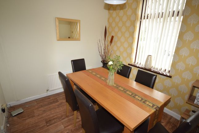 Dining Room of Priors Path, Barrow-In-Furness, Cumbria LA13