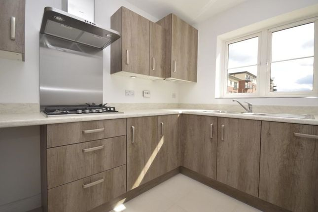 Thumbnail Semi-detached house to rent in Cunningham Way, Leavesden, Watford