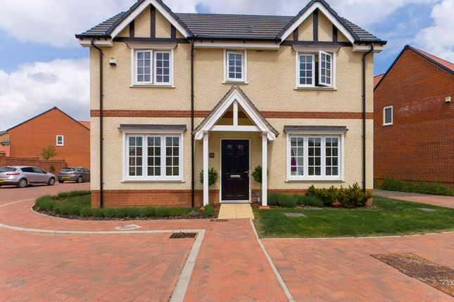 Thumbnail Detached house for sale in Myrtlewood Road, Bury St. Edmunds