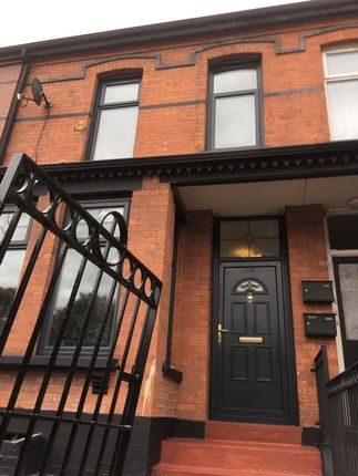 Thumbnail Terraced house for sale in Stockport Road, Levenshulme, Manchester