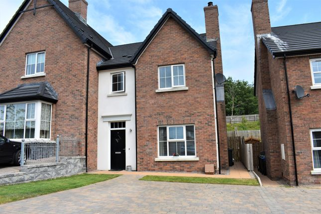 Thumbnail Semi-detached house for sale in Blaris Meadows, Lisburn