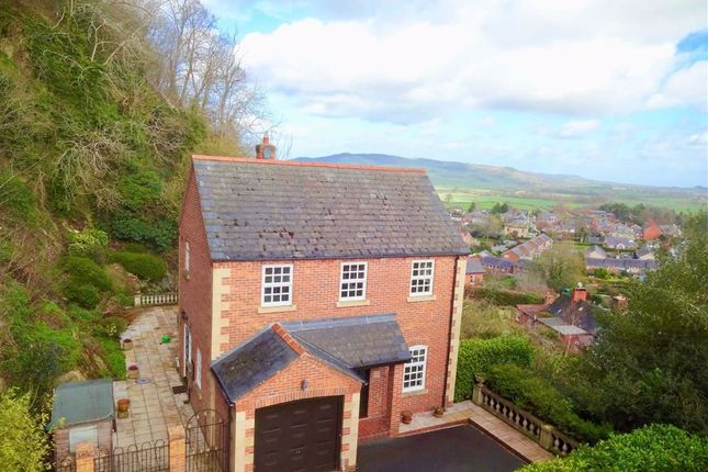 Thumbnail Detached house for sale in The Mount, 5, Rhodfa'r Castell, Castle Walk, Montgomery, Powys