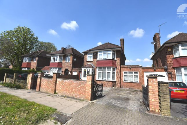 Thumbnail Detached house for sale in Firs Drive, Cranford