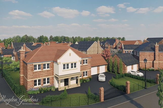 Thumbnail Land for sale in Wellington Gardens, Wynyard, Billingham