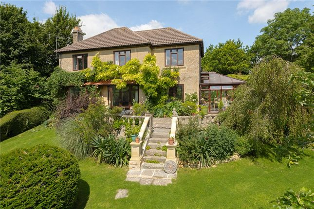 Thumbnail Detached house for sale in Gloucester Road, Upper Swainswick, Bath