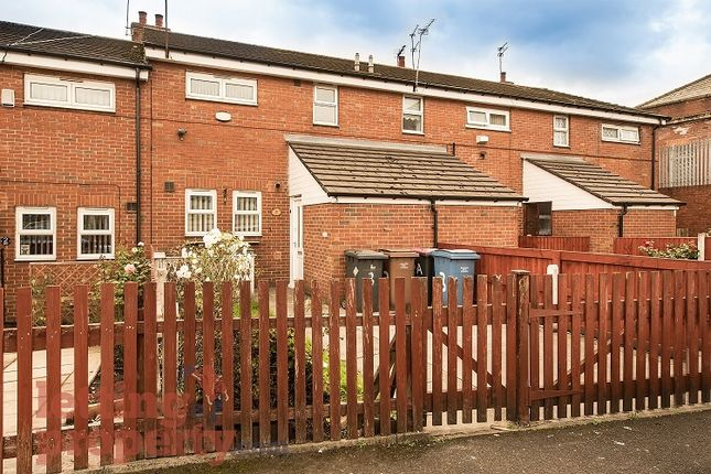 Thumbnail Terraced house to rent in Agnew Place, Salford