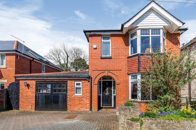 Thumbnail Detached house for sale in Pointout Road, Bassett, Southampton