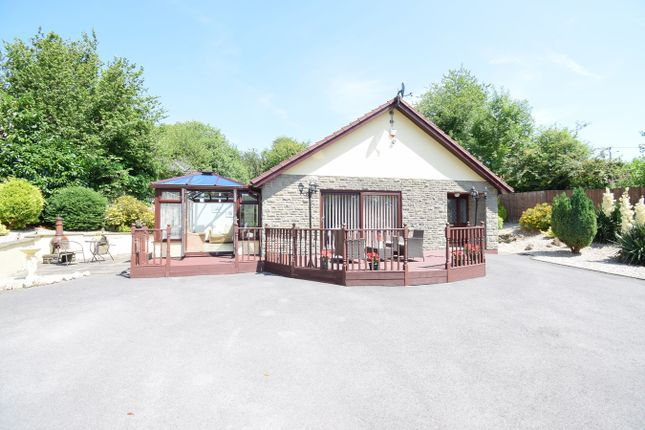 Thumbnail Detached bungalow for sale in Brookside, Blaenavon, Pontypool