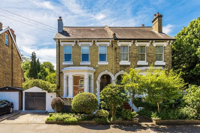 Thumbnail Semi-detached house for sale in Barham Road, South Croydon
