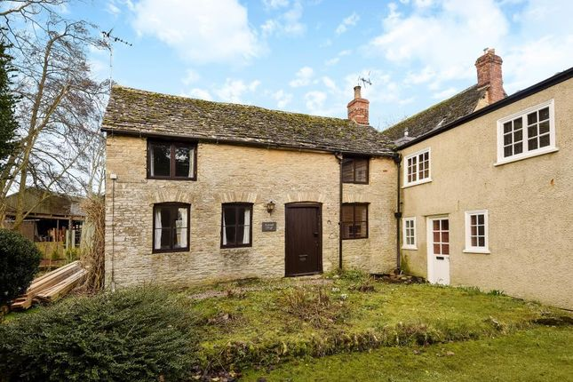 Thumbnail Cottage to rent in Mill Lane, Alvescot