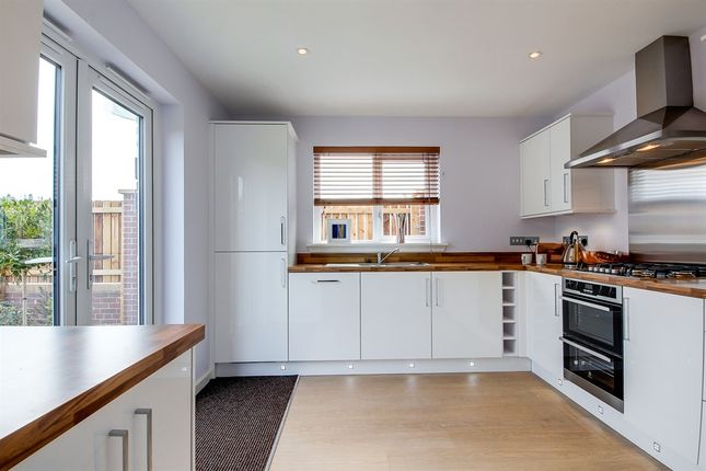 """4 bedroom detached house for sale in """"The Aberlour II"""" at Farmhill Place, Saltcoats"""