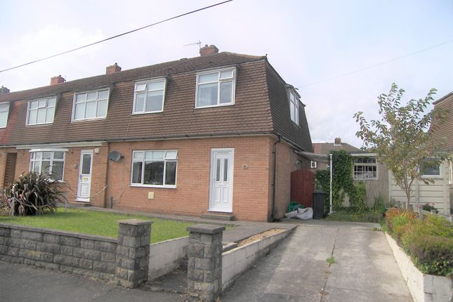 Thumbnail Semi-detached house for sale in Roman Way, Neath