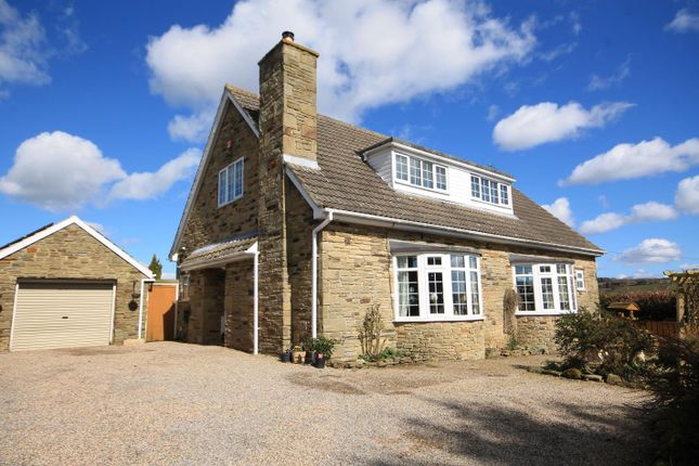 Thumbnail Detached house for sale in Ruebury Lane, Osmotherley, Northallerton