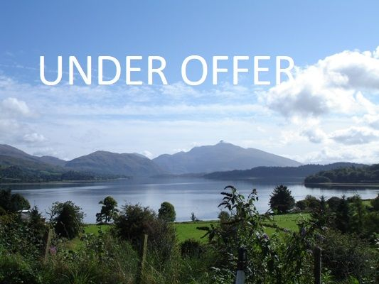 Thumbnail Land for sale in Plot 2, Achnacairn, North Connel, Oban