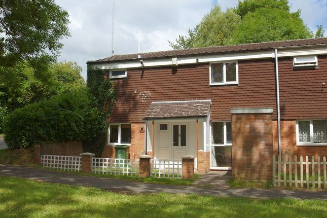 Thumbnail Semi-detached house to rent in Farnborough Close, Redditch